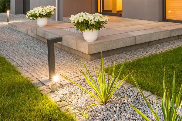 Fabulous Stromanschluss für den Außenbereich und für den Garten - Elektro DH23